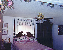 Victorian Rose Guest Room